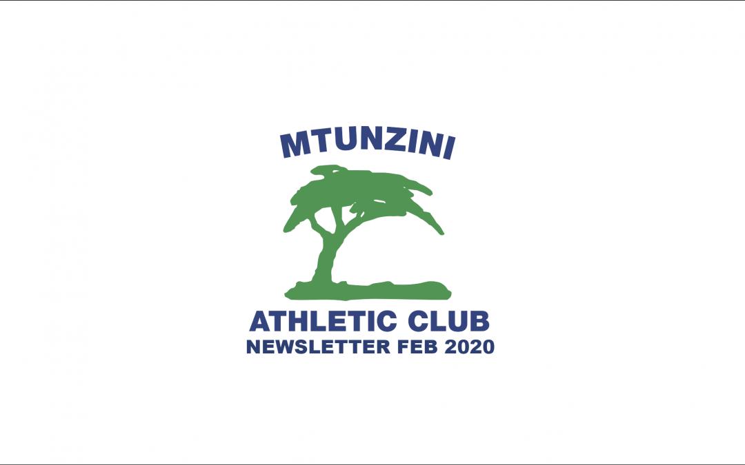 MAC Newsletter February 2020