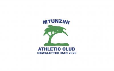 MAC Newsletter March 2020