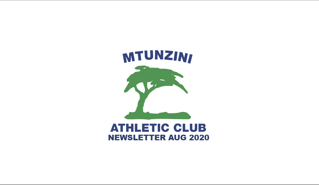 MAC Newsletter August 2020