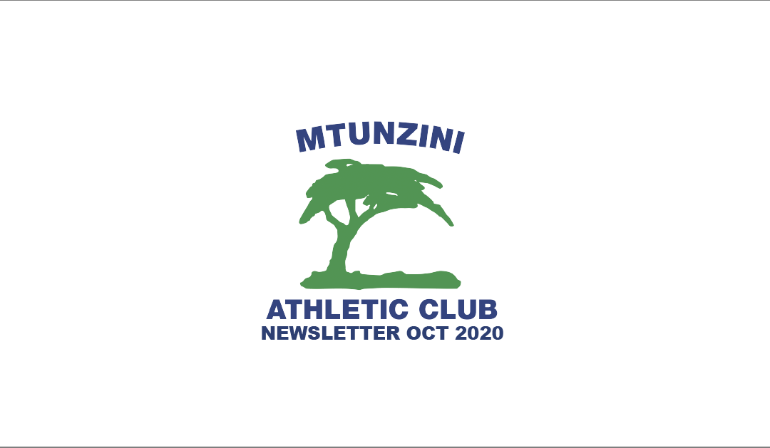 MAC Newsletter October 2020