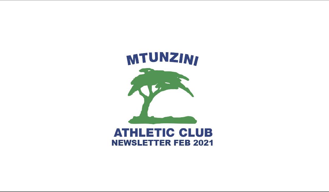 MAC Newsletter February 2021